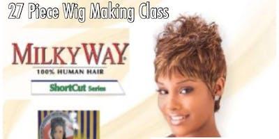 Atlanta, GA| 27 Piece Wig Making Class