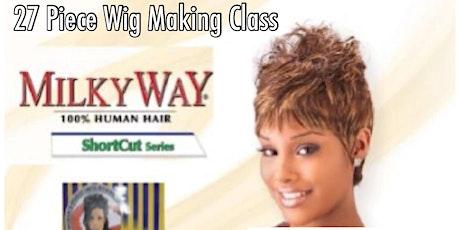Atlanta, GA| 27 Piece Wig Making Class tickets