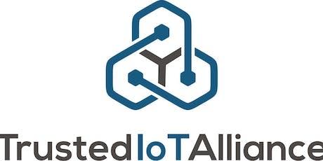 Trusted IoT Blockchain/DLT Meetup in Zurich Tickets