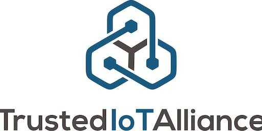 Trusted IoT Blockchain/DLT Meetup in Zurich