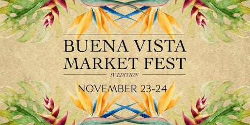 Buena Vista Market Fest IV