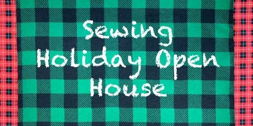 Sewing Holiday Open House