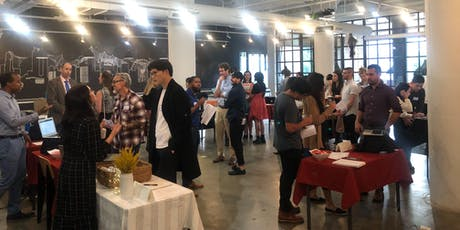 UX Design, Software Engineering, & Data Science Talent Showcase & Happy Hour Hiring Event! (12/11) tickets