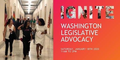 IGNITE Washington College Council: Legislative Advocacy Training