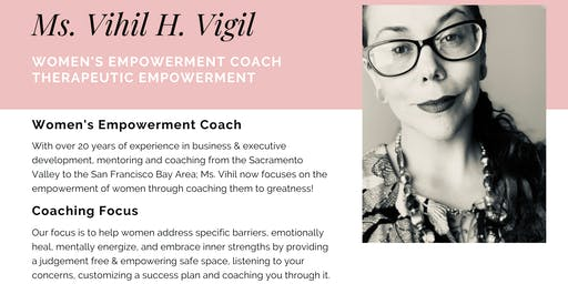 EMPOWERU - A 6 week program with Ms. Vihil H. Vigil