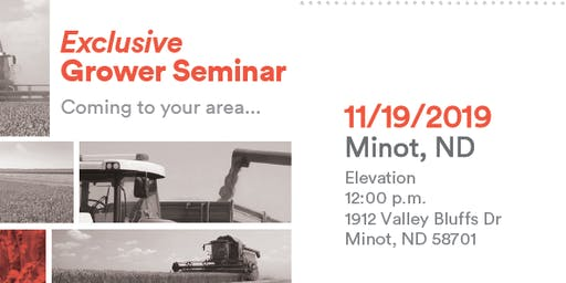Exclusive Lunch Event - Minot,ND
