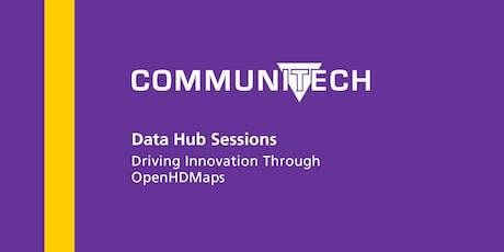 Communitech Data Hub Sessions: Driving Innovation Through OpenHDMaps tickets