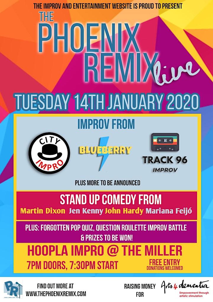 The Phoenix Remix Live! image