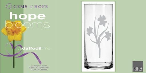 """Etchings"" of Hope 2020 (Hope Blooms Daffodil Kickoff)"