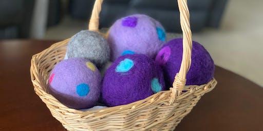Good Clean Fun: DIY Wool Dryer Balls