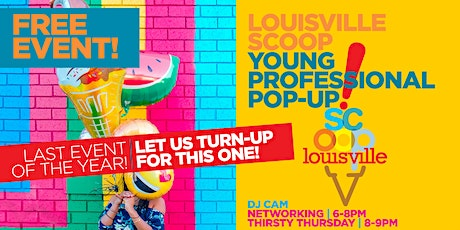 Young Professional Pop-Up tickets