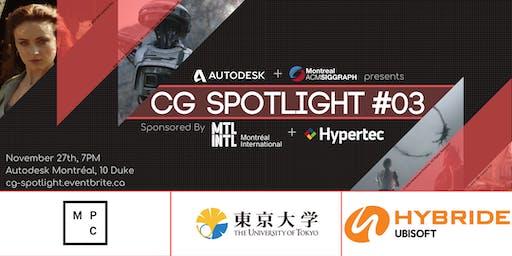 CG Spotlight #03