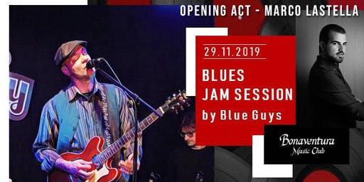 Marco Lastella + The Blue Guys • Jam session