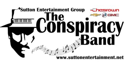 The Conspiracy Band:  Black Friday Night