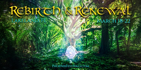 Rebirth and Renewal - Phoenix Phyre 2020 tickets