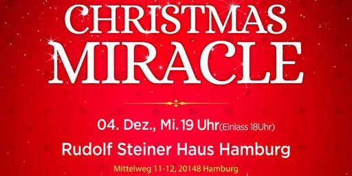 Musical Christmas Miracle in Hamburg