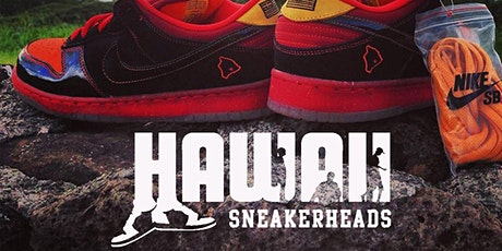Hawaii Sneakerheads Space 2020 VENDOR TABLE RSVP tickets