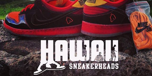 Hawaii Sneakerheads Space 2020 VENDOR TABLE RSVP