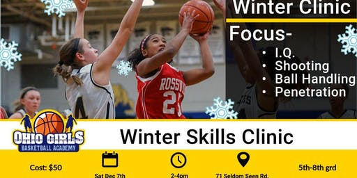6th - 8th Grade Winter Skills Clinic
