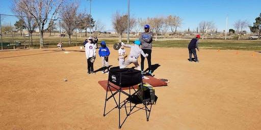 Baseball Skills Clinic..