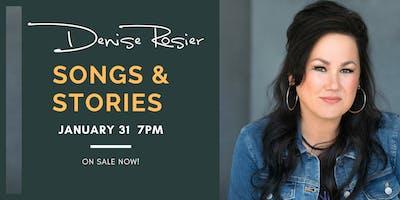 Denise Rosier - Songs & Stories