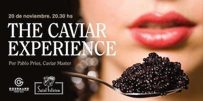 THE CAVIAR EXPERIENCE