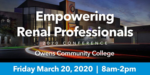 Empowering Renal Professionals Conference