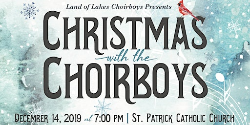 Christmas With The Choirboys