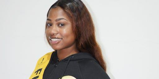 Voter nr°7 finaliste Isabel Lourenco Mfulupinga - Miss Angola Belux 2019