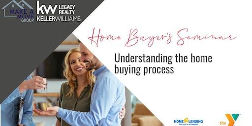 Home Buyer's Seminar at the Osceola YMCA