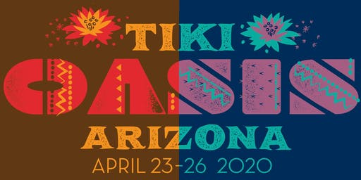 Arizona Tiki Oasis 2020