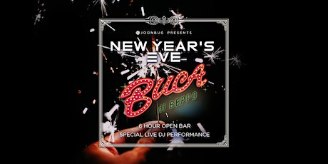 Buca di Beppo Times Square New Years Eve 2020 Party tickets