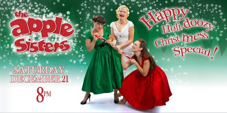 The Apple Sisters Christmas Show tickets