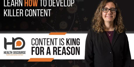 Lunch & Learn - Content is King by Elizabete Saukas tickets