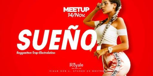 Meetup presenta SUEÑO Reggaeton party