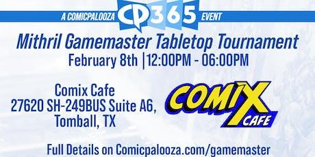 Mithril GameMaster MGM Tournament Qualifier - CP2020 tickets