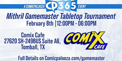 Mithril GameMaster MGM Tournament Qualifier - CP2020