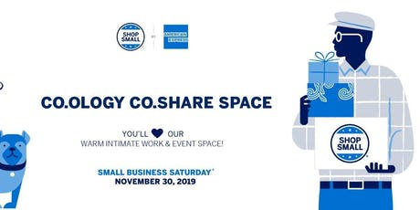 Co.ology: Market Place & Gallery  | Small Biz Saturday 10 th  Anniversary! tickets