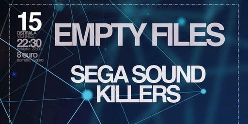 Empty Files eta Sega Sound Killers