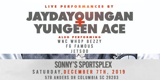 JayDaYoungan & Yungeen Ace Live In Columbia, SC