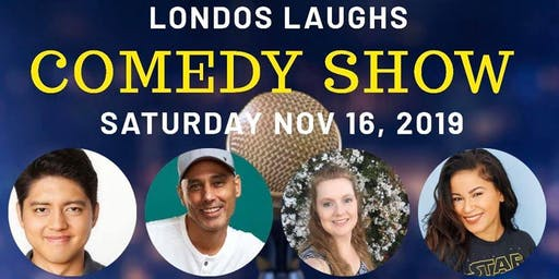 Londos Laughs: Comedy Show in Agoura Hills