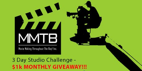 Film n a Day - SUN Film Challenge/Potluck-10 Year Annivrsary $1,000 Giveaway tickets