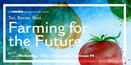 TOV.  BETTER. BEST. Farming for the Future (Washington DC) tickets