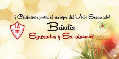 Brindis Navideño para Egresados y Ex-alumnos del Instituto América