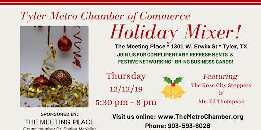 Tyler Metro Chamber of Commerce Holiday Mixer