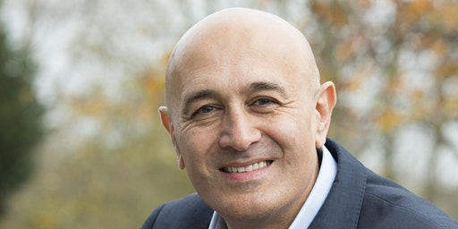ENERGYx2020 Big Bang Breakfast with Professor Jim Al-Khalili OBE FRS