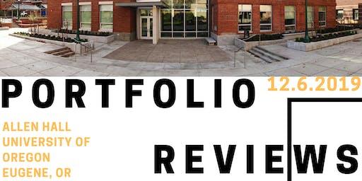 Fall 2019 Portfolio Reviews