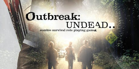 Outbreak: Undead RPG at PAX Unplugged: ZOMBV - Not All Monsters tickets