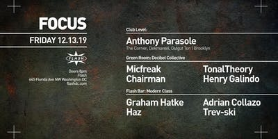Focus: Friday the 13th with Anthony Parasole at Flash
