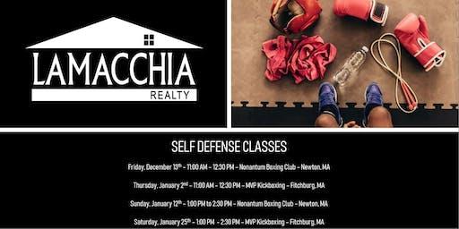 Self-Defense Class 4